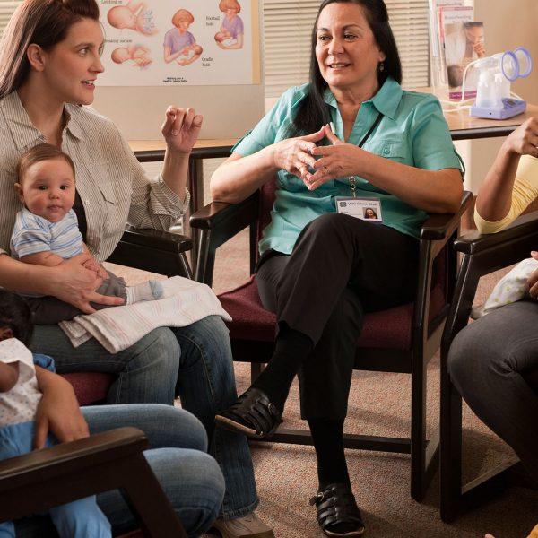 Workshops - Müttertreffen in Velten für Mütter und Schwangere